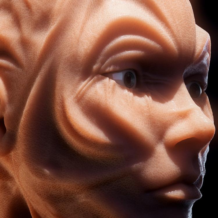 renders alien skin materials wo - skeeva | ello