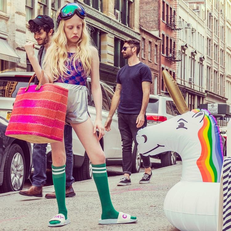 girl unicorn……  - portraitpage, theportraitpr0ject - veronicajones | ello