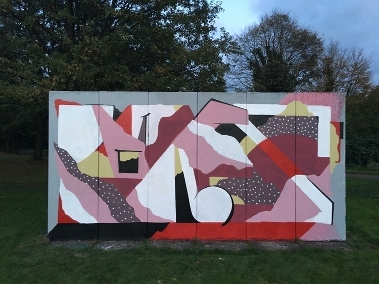 pomes — bottrop, germany 2017 - graffiti - pomesone | ello