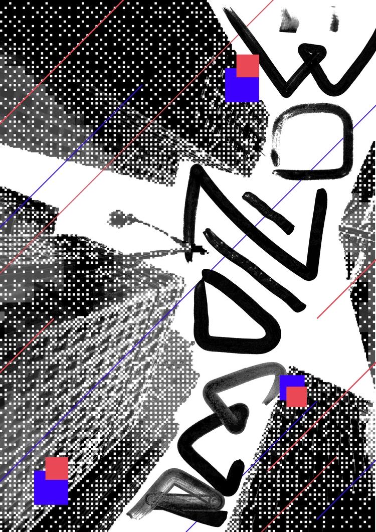 146 - 365, design, everyday, poster - theradya | ello