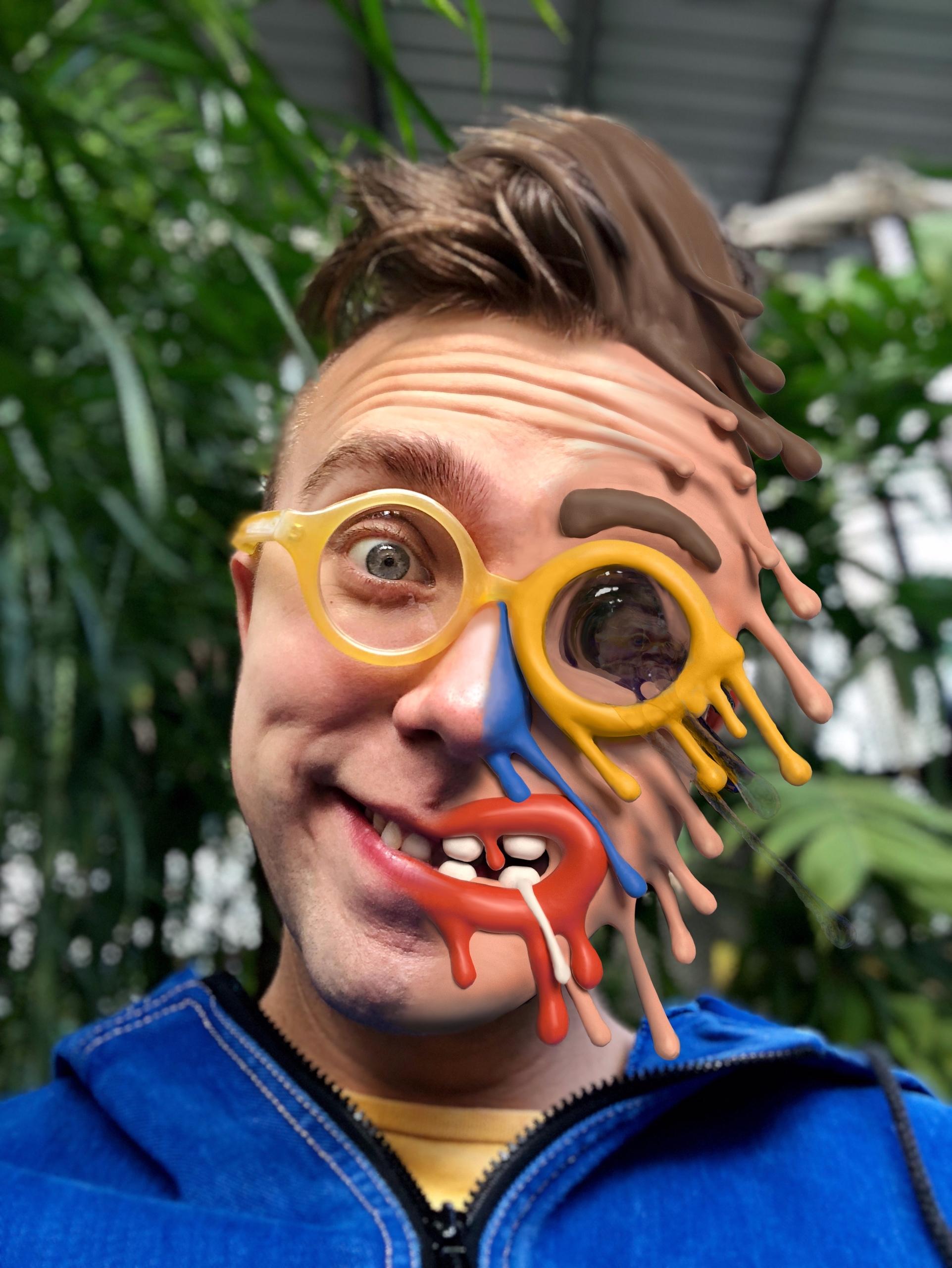 Mask - VirtualReality - joy | ello