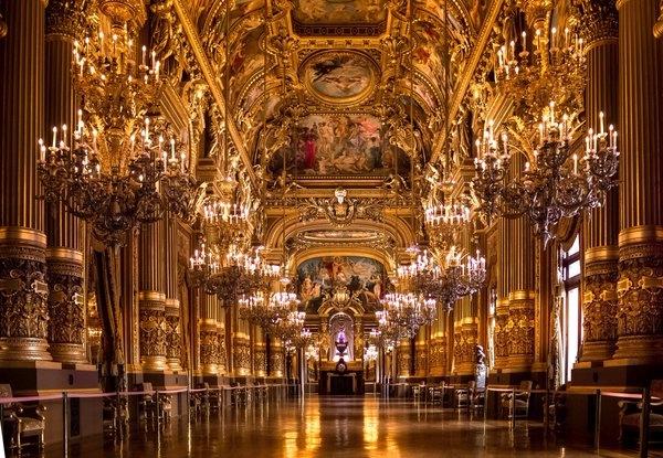 Le Grand Foyer Du Palais Garnie - darktemptation28   ello