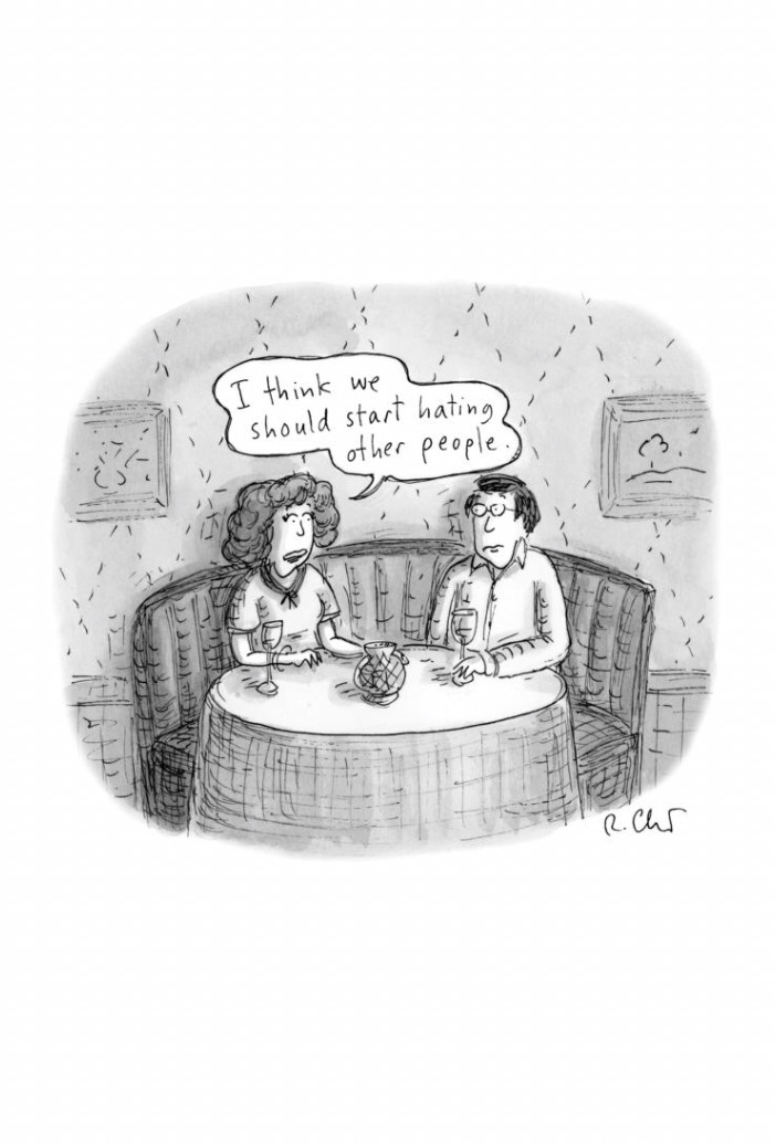 cartoon Yorker - drikkes | ello