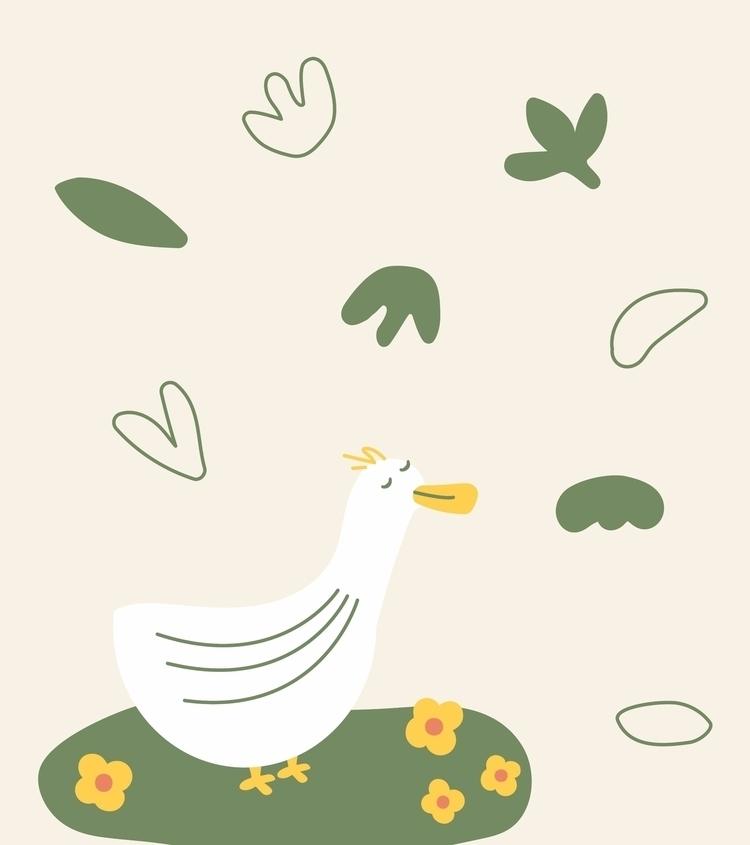 WIP duck - emmaphilip | ello