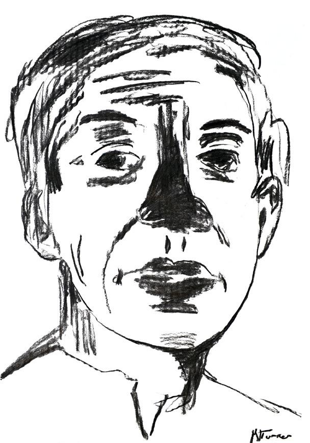Pablo Picasso - charcoal 200g p - nealturner | ello