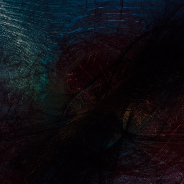 paint black! ... 3/3 echoes ..  - pixxart | ello
