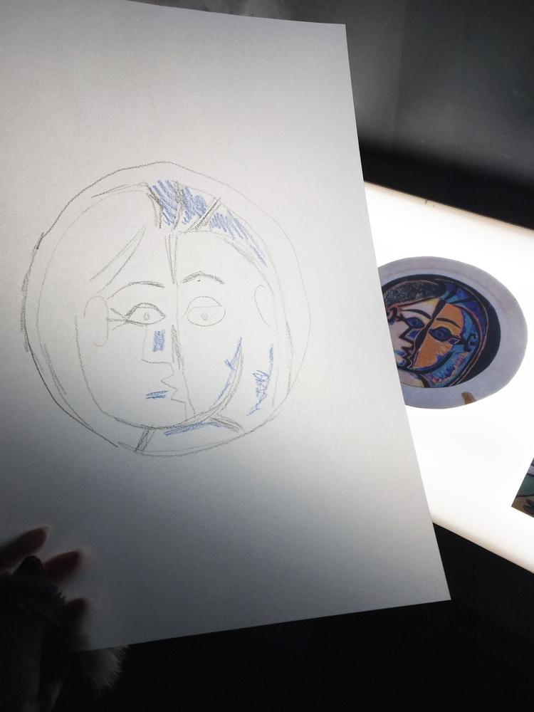 'Pablo Picasso – wizerunek wiel - s_u_ | ello