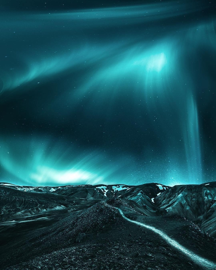 Dreamlike Landscapes Simon Brad - photogrist | ello