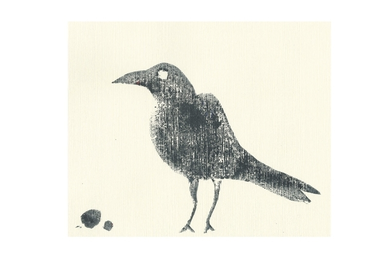 ART DAY NUMBER 189 / INK PRINT  - picoo | ello