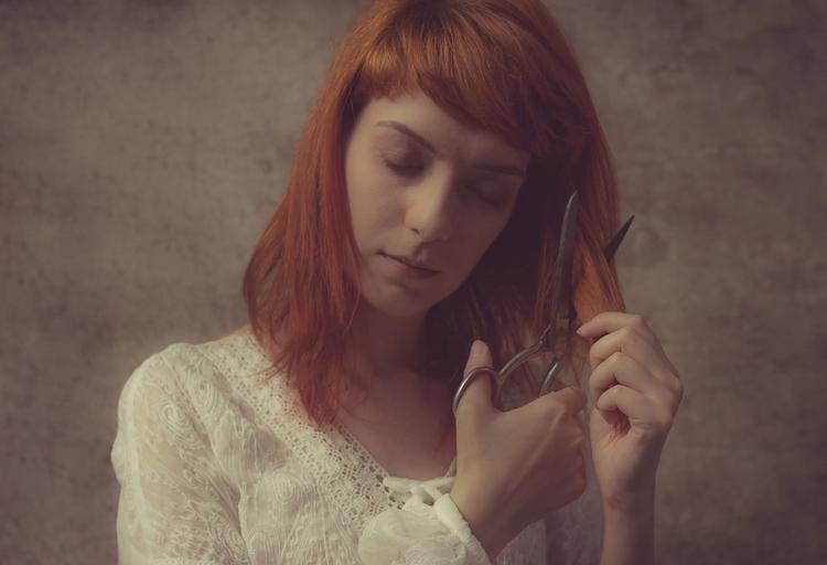 Photographer: Karina Consani Mo - darkbeautymag | ello