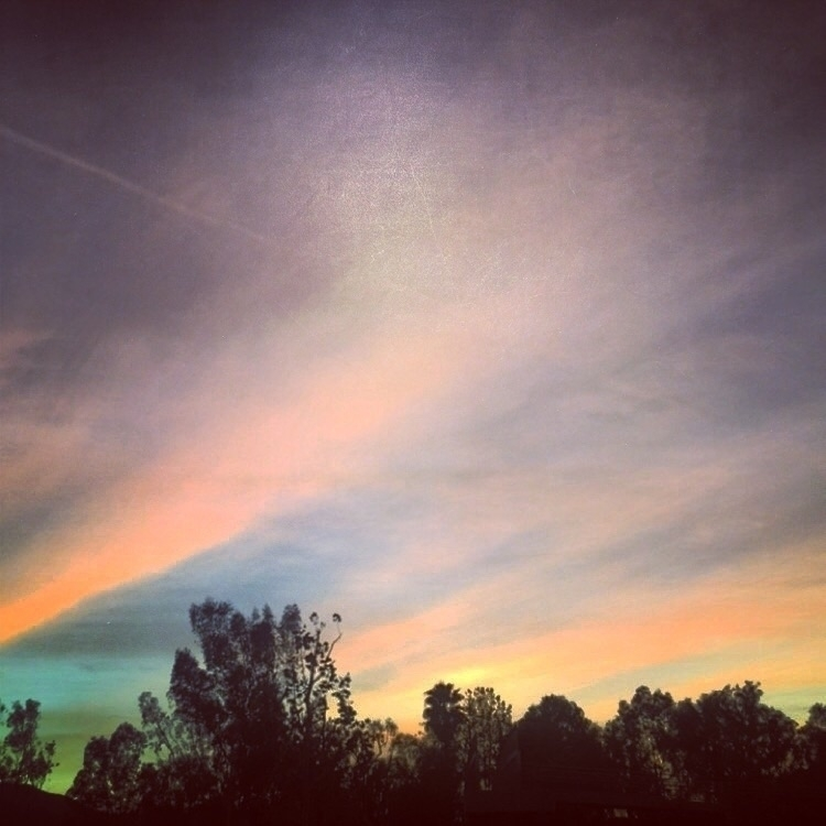 night - sunset, california, photography - natalieraymond | ello