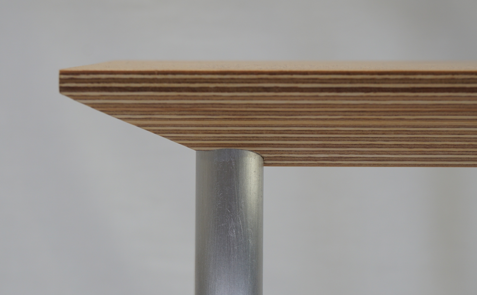 Bevel Bench detail. polished al - darkc_studio | ello