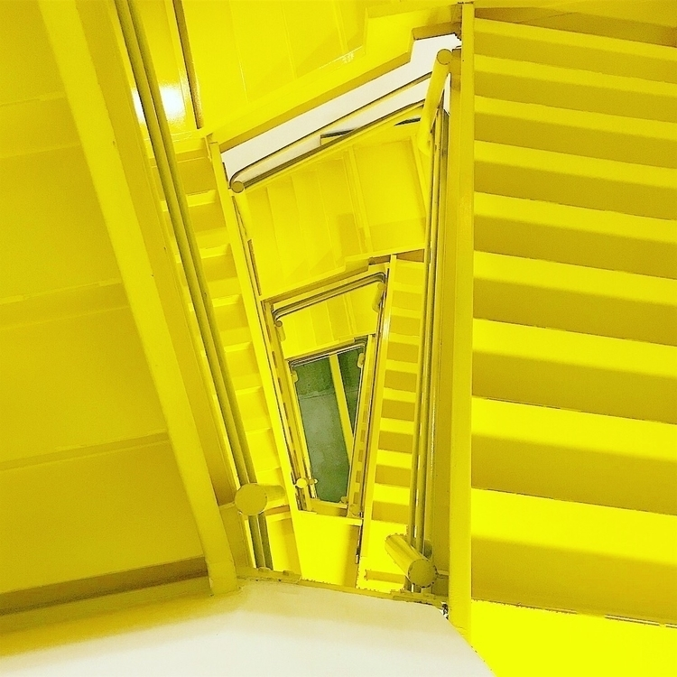 stairs - dadaattack | ello