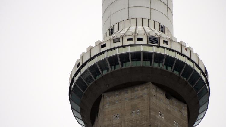 Closeup CN Tower, Observation D - koutayba | ello