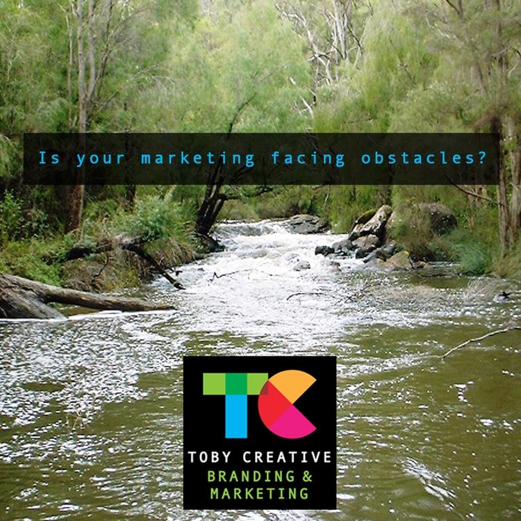 marketing facing obstacles? fee - tobycreative   ello