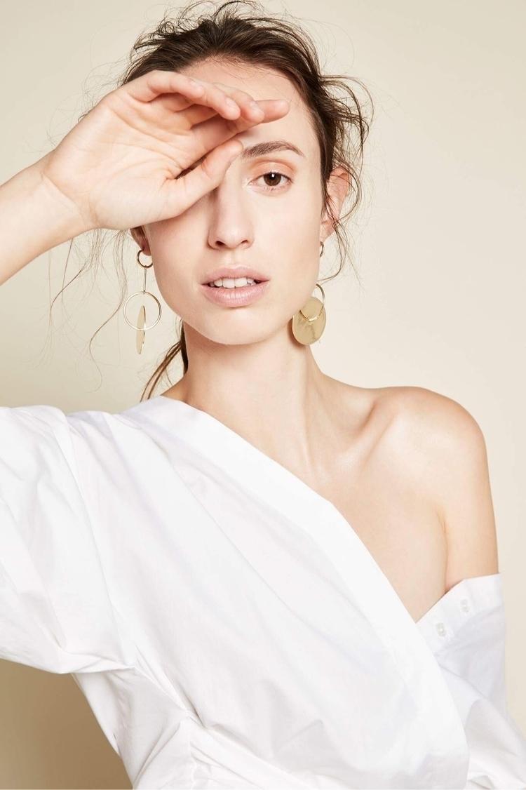WHITE Fashion editorial Tinna E - matildesaura | ello