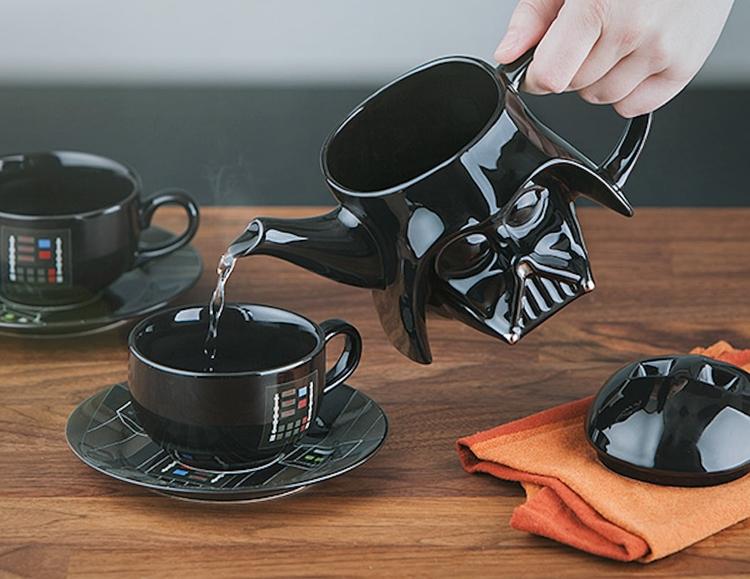 Star Wars Darth Vader Teapot Se - gadgetflow | ello