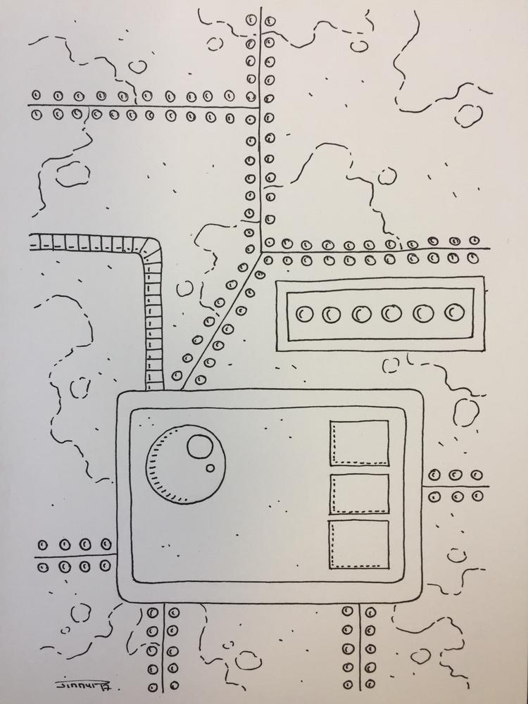 15 le / robot-computer - novembots - jimmy-draws | ello