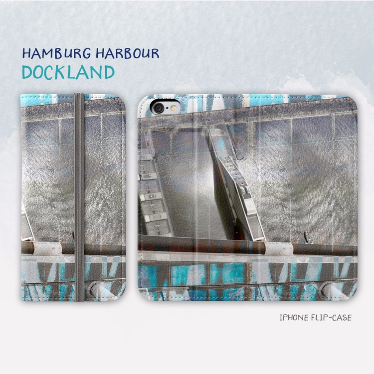 Hamburg Harbour - Dockland iPho - sachers | ello