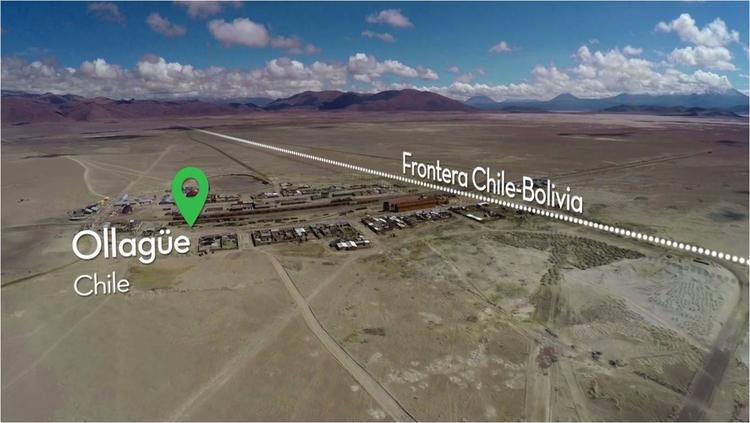 El pueblo de Ollagüe - Chile, s - ricardocarrascor | ello