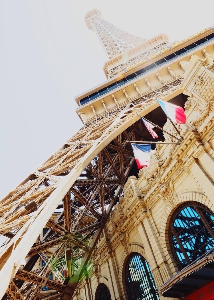 Eiffel tower... nah replica Las - ri3ra3 | ello