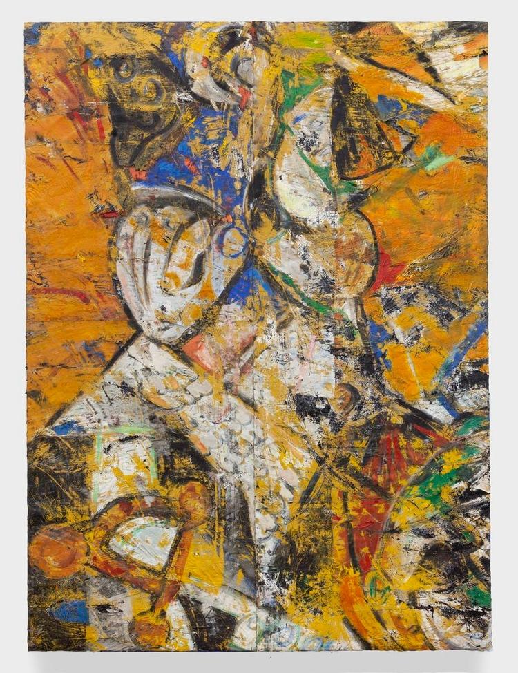 ANGEL OTERO Shy Knight, 2015 oi - modernism_is_crap | ello