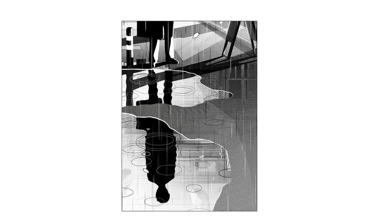 Rain, Rain - architecture, city - alexanderdaxboeck | ello