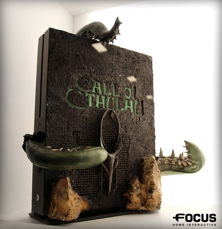 CALL CTHULHU XBOX Paris Games W - vaduamka | ello