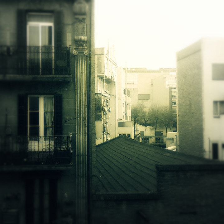 barcelona, architecture, poblesec - this_game_has_no_name | ello