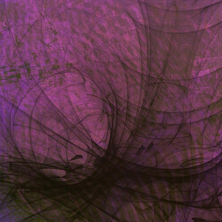 purple waltz ... 1/3 echoes ..  - pixxart | ello
