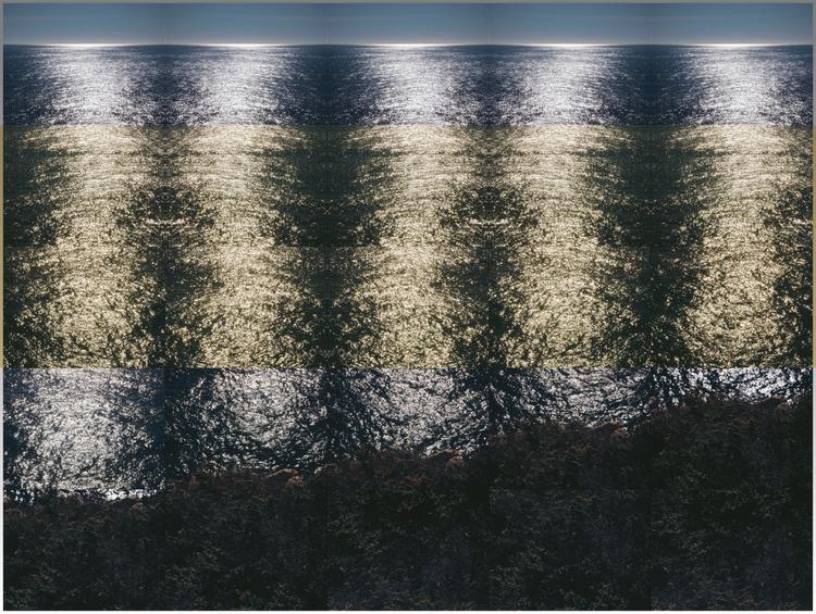 SEA LEVELS 2015 110 146 cm Pigm - paulzoller | ello