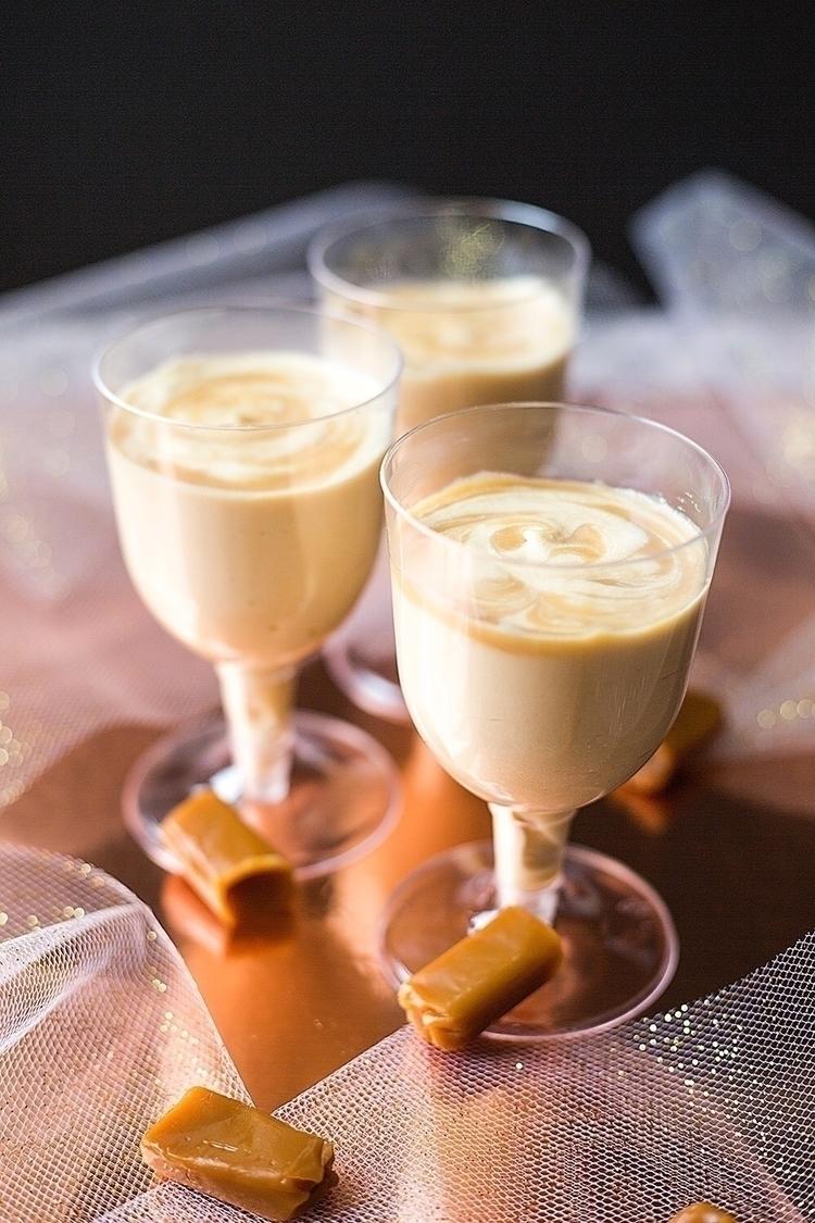 Dulce de Leche Mousse Culinary  - white-elephant-photography   ello