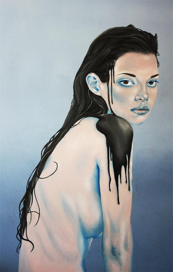 decision Oil canvas Soul Disint - hazalaksoy | ello