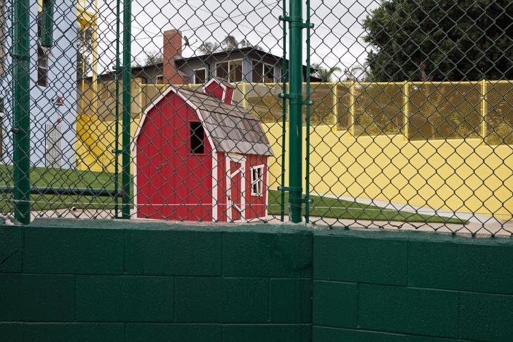 Small Red Barn, Silver Lake Dou - odouglas   ello
