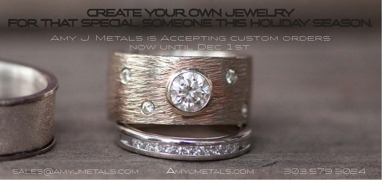 Create custom jewelry holiday s - amyjmetals | ello
