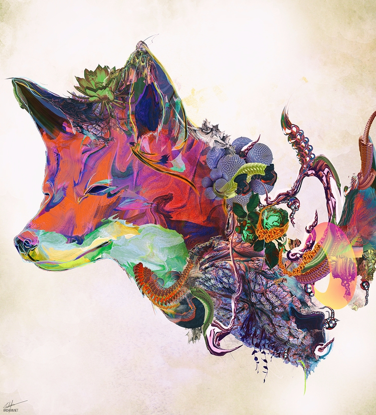 Dawn - art, illustration, digitalart - archannair | ello