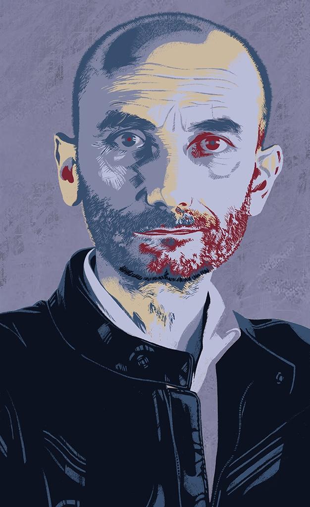 Portrait Claudio Domenicali, ad - canuivan | ello