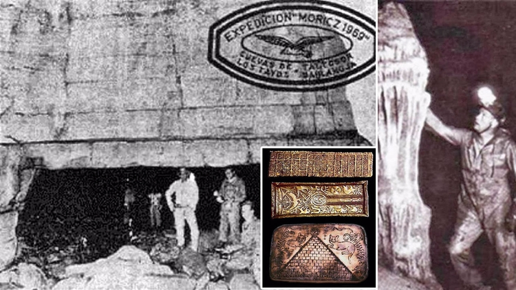 ¿Oculta la Cueva de los Tayos u - codigooculto | ello