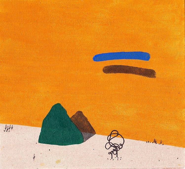 Candide - minimal, landscape, modern - davidmesquivel | ello
