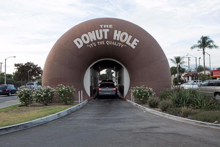Donut Hole, Amar La Puente Doug - odouglas | ello