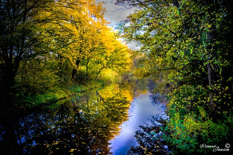 autumn days counted - artmen   ello
