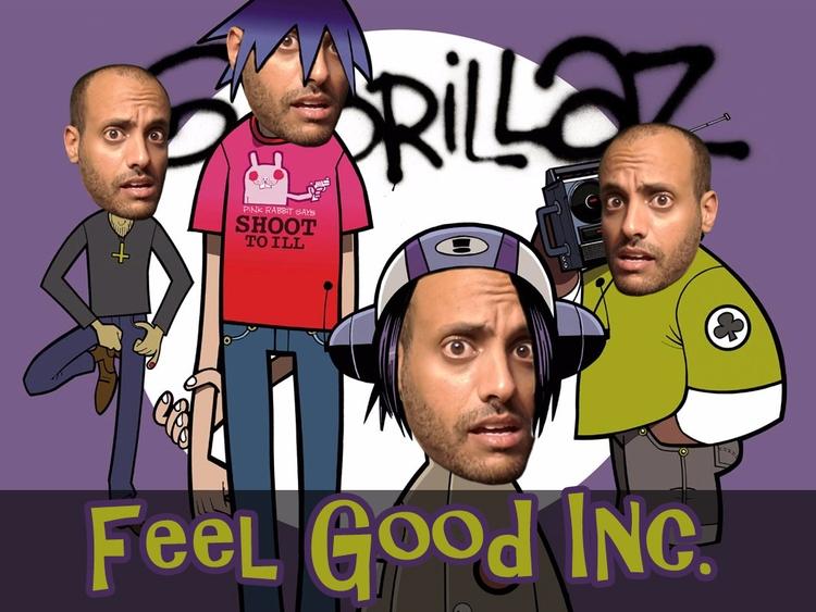 Gorillaz - Feel Good || Idov Sh - idov_shai | ello