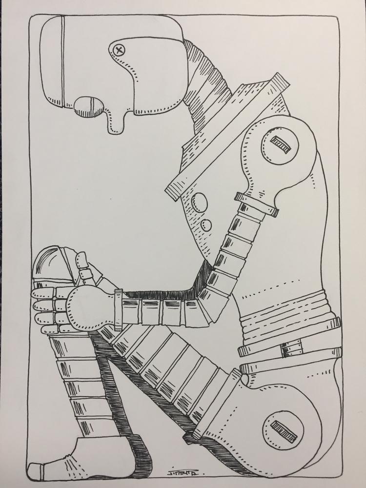 20 le robot dans une boîte / bo - jimmy-draws | ello