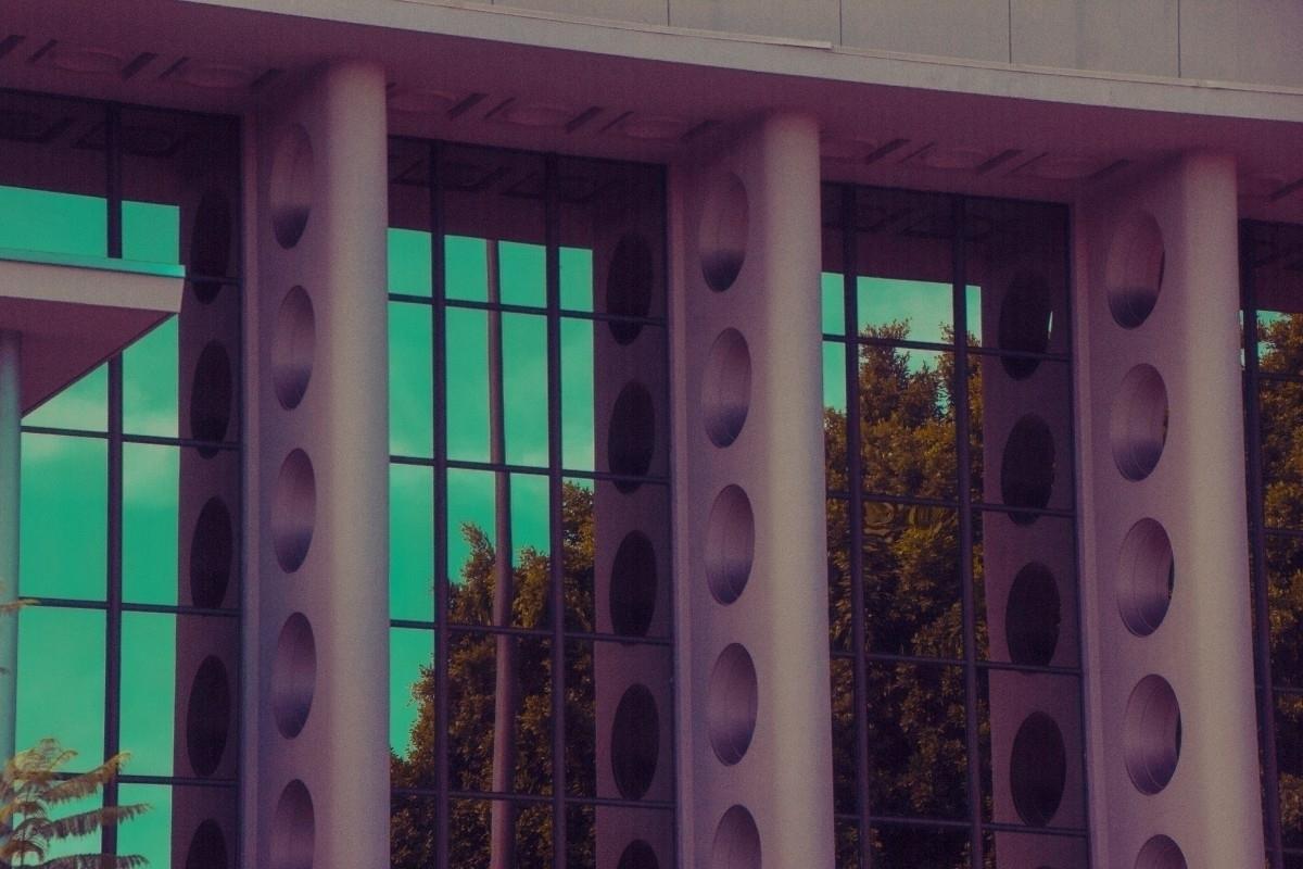 transient - minimal, architecture - kylie_hazzard_visuals | ello
