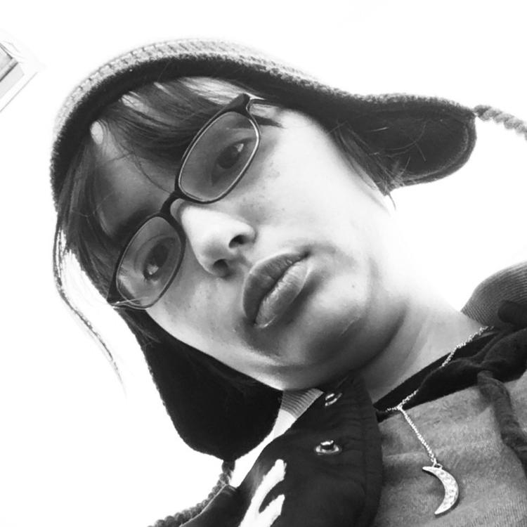 quick selfie glasses wear - miss-goat | ello