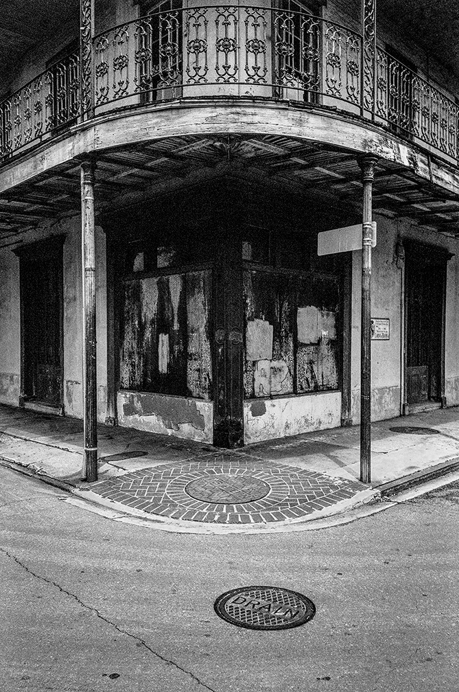 corner, French Quarter, Orleans - frankfosterphotography | ello