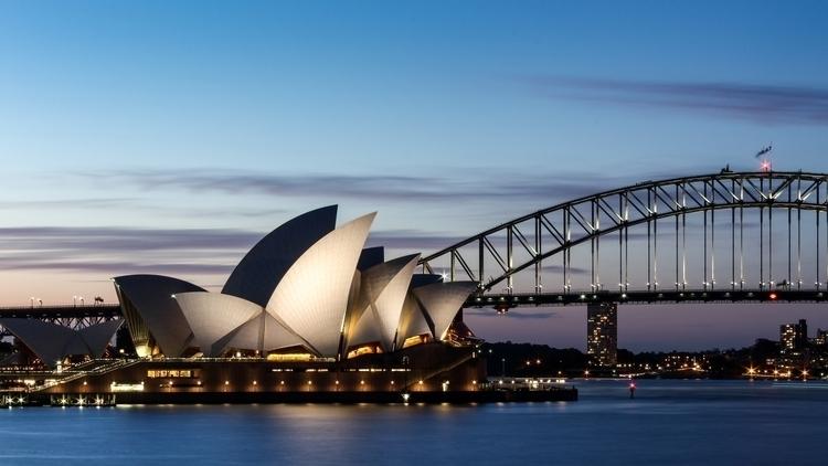 Paradise City Sydney Australia - adarkangelfalls | ello