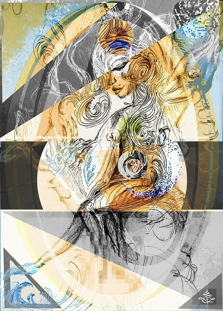analog-ital Sketchz - Maya shor - chitreesign | ello