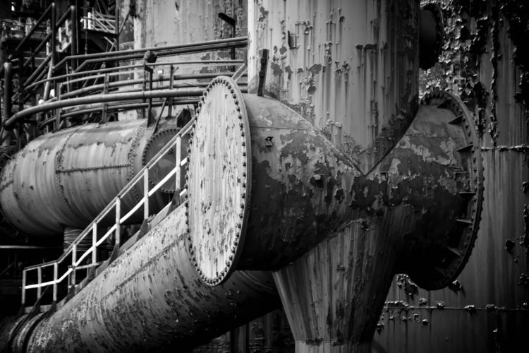 Industrial Urban Decay. Photo s - nikonkenny | ello