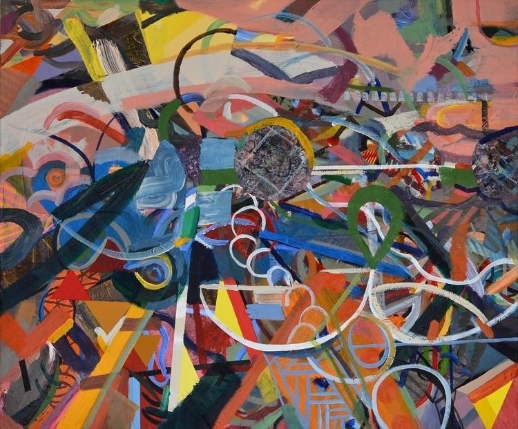 2017, acrylic canvas, 20 24 - tonyvandenboomen | ello